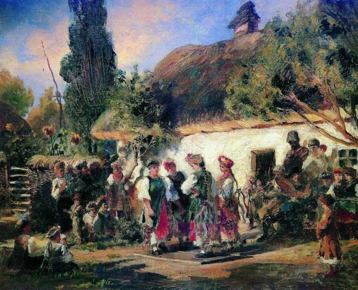 Праздник на Украине